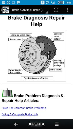 Car Problems and Repairs screenshots 2