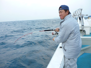 Photo: 「船頭!きたっすよー!」