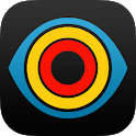 visor - low vision magnifier icon