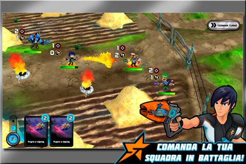 Slugterra: Guardian Force  άμαξα προς μίσθωση screenshots 1
