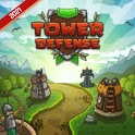 Tower defense game icon