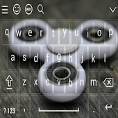 Fidget Spinners Keyboard