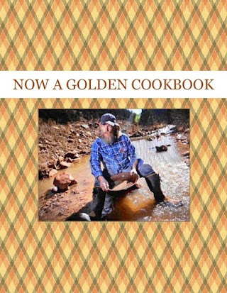 NOW  A  GOLDEN COOKBOOK