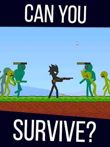 Stickman Zombie Shooter: Fight Platformer 0.2.5 {cheat|hack|gameplay|apk mod|resources generator} 1
