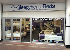 Sleepyhead-beds entrance
