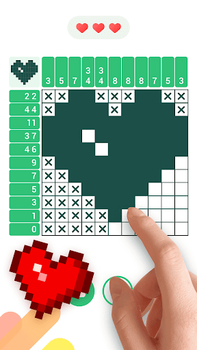 Logic Pixel - Picture puzzle modavailable screenshots 1