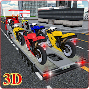Game Bike Transport Truck 3D APK for Windows Phone