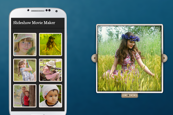 Slideshow Movie Maker - screenshot