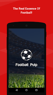 Football Pulp – Live the Game Screenshot 1