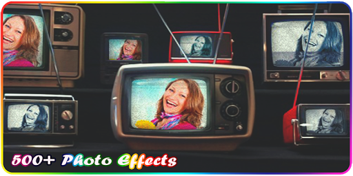 500+ Photo Effects