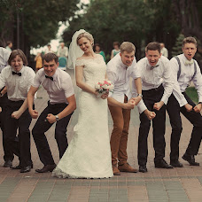 Wedding photographer Vladimir Pavlov (desand). Photo of 18.08.2014