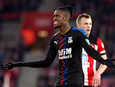 inadmissible: Wilfried Zaha victimes de menaces racistes !