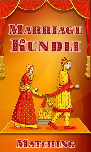 Marriage Kundli Matching