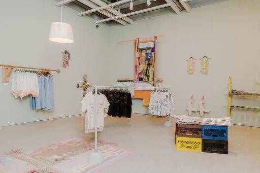 Eckhaus Latta Art Exhibit at the Whitney Museum