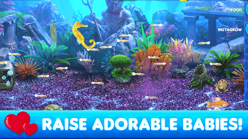 Code Triche Fish Tycoon 2 Virtual Aquarium  APK MOD (Astuce) screenshots 6