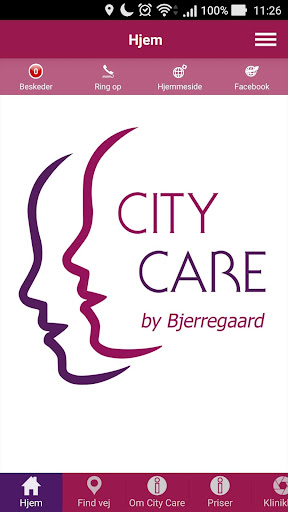 City Care by Bjerregaard
