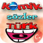 Komik sözler Türk