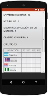 Russia 2018 football cup. Spanish version