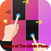Piano Tiles for Shape of You