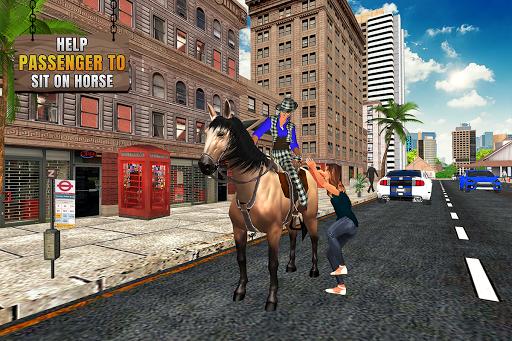 Flying Horse Taxi City Transport: Horse Games 2020 2.2 screenshots 14