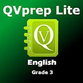 QVprep Lite English Grade 3