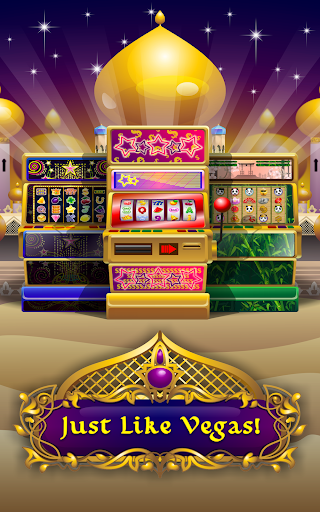 Slots: Magic Vegas Slot Machines Casino Free Games 1.0 screenshots n 4
