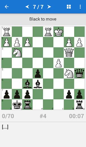 Chess Tactics Art (1400-1600 ELO) 1.2.1 screenshots 3