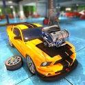 Real Car Mechanic Game – Junkyard Simulator 3D icon