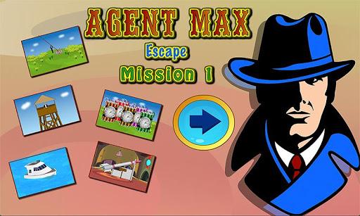 Agent Max Escape Mission 1 1.0.0 screenshots 1