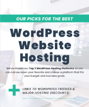 wordpress hosting platforms