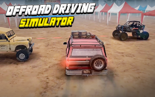 Code Triche Offroad Driving Simulation 4x4 Land Cruiser Xtreme APK MOD screenshots 5