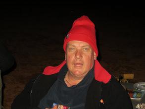 Photo: Look, little red Macca hood :-)