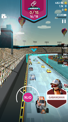 PIT STOP RACING : MANAGER  screenshots 13