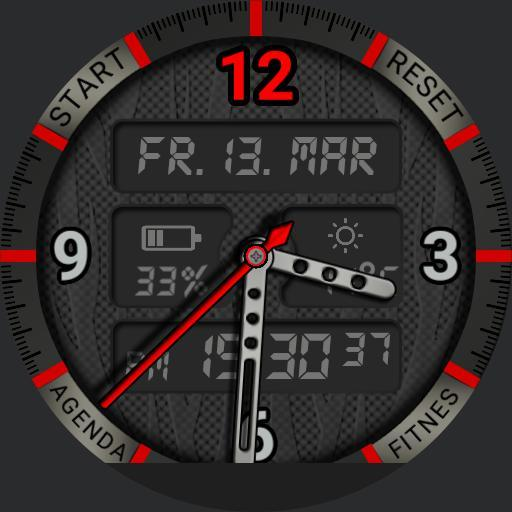 Screenshot for WatchMaker Watch Faces in Hong Kong Play Store