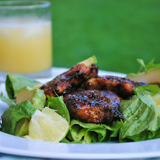 Tequila-Glazed Chicken Thighs