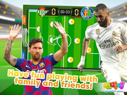 La Liga Educational games. Games for kids 5.4 screenshots 8