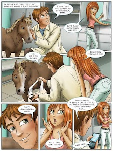 Lucky Horse Comics screenshot 2