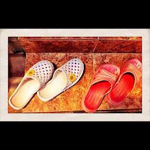 Photo: Shoes resting #intercer #shoes - via Instagram, http://instagr.am/p/LZnmI3pfrI/