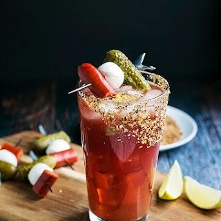 Pickle Juice Cocktails Recipes.