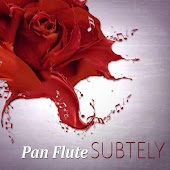 Pan Flute Subtely - Background Music for Reading, Sound Healing Meditation Music Therapy for Relaxation, Pure Yoga with Background Music Ocean & Nature Sounds