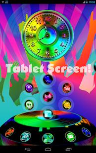 Next Launcher 3D Theme ClubMix- screenshot thumbnail