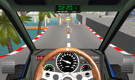 Racing stunts by car. Extreme racing. 3.6 screenshots 16