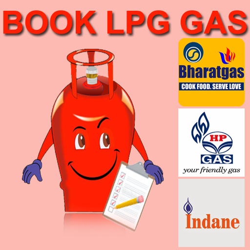 Online LPG GAS Booking India - Apps on Google Play