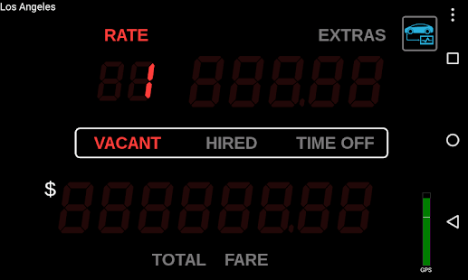 Taximeter- screenshot thumbnail