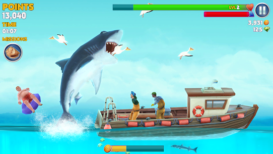 Hungry Shark Evolution MOD 5.9.2 (Unlimited Coins/Gems) Apk 8
