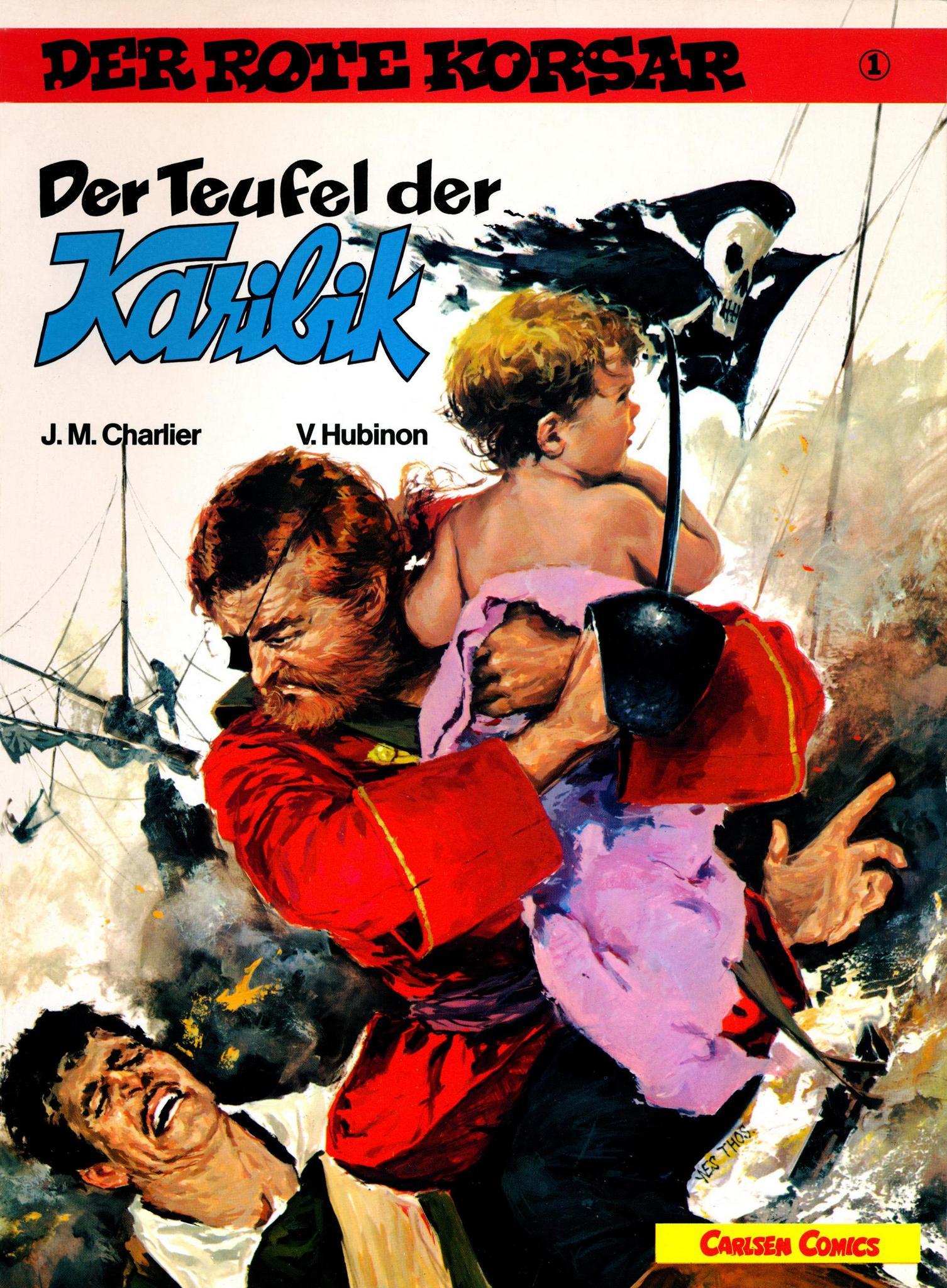 Der rote Korsar (1985) - komplett