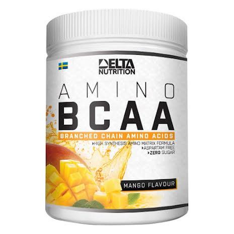 Delta Nutrition BCAA 400g - Mango Flavour