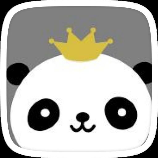 Pandas Cute Theme