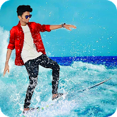 Water Photo Editor - Water Photo Frames