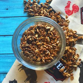 Maple Roasted Sunflower Seeds